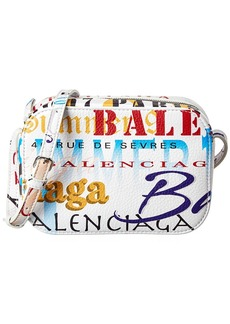 Balenciaga Everyday Xs Leather Camera Bag