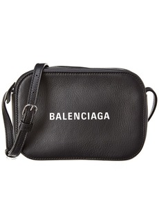 Balenciaga Everyday Xs Leather Camera Bag