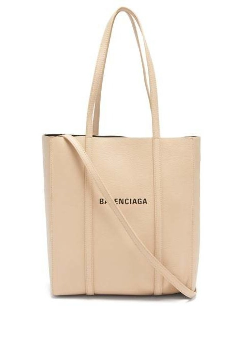 Balenciaga Everyday XS leather tote bag
