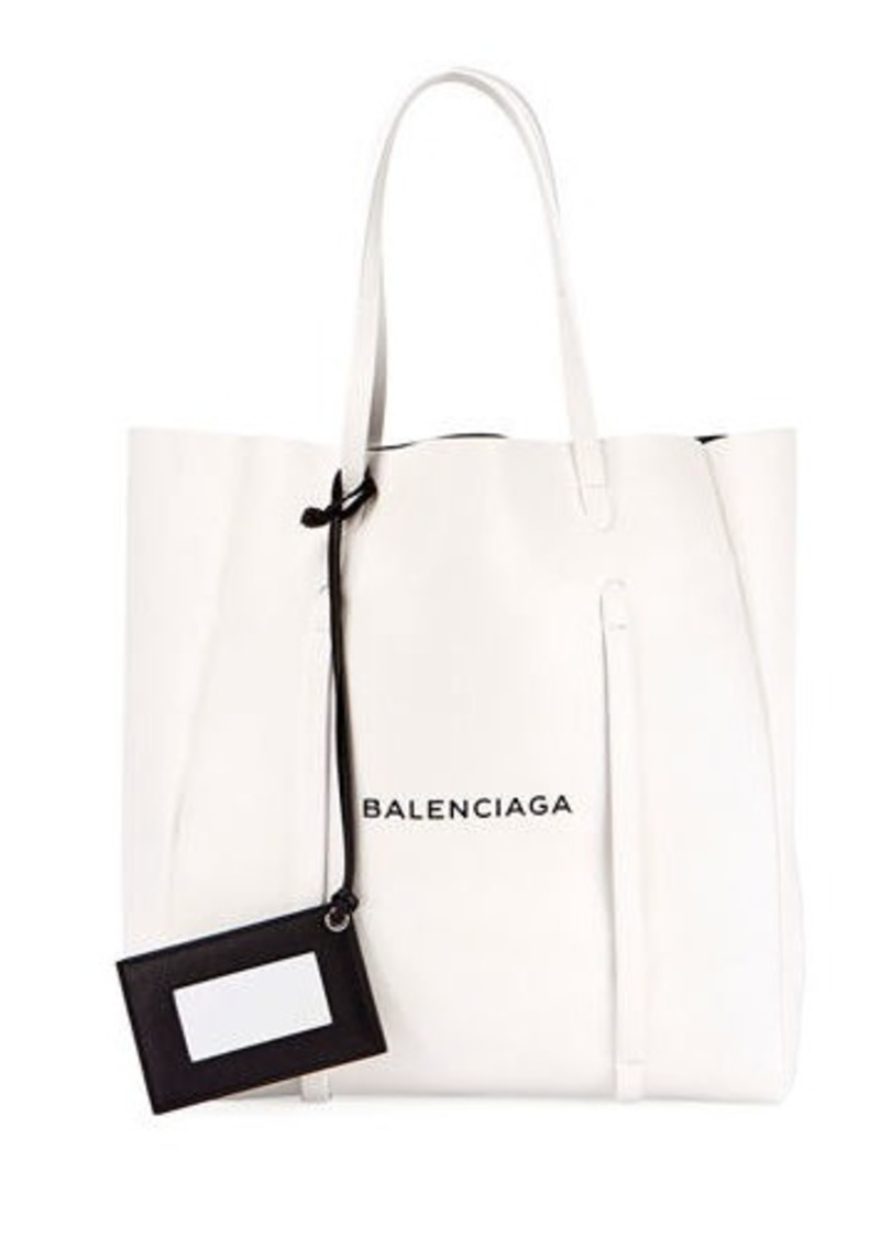 5d572d710d1 Balenciaga Everyday XS Logo Leather Tote Bag | Handbags