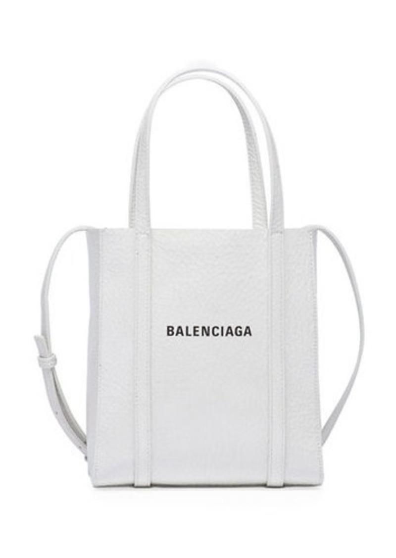 Balenciaga Everyday XXS AJ Textured Leather Tote Bag