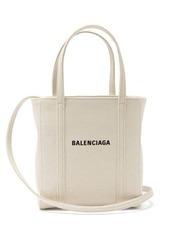 Balenciaga Everyday XXS canvas tote bag