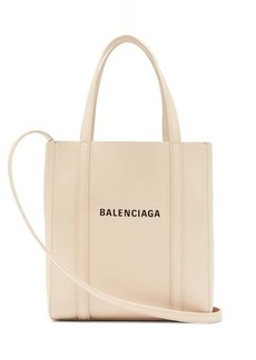 Balenciaga Everyday XXS grained-leather cross-body bag