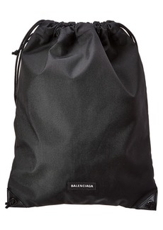 Balenciaga Explorer Drawstring Backpack