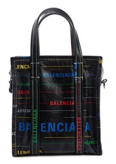 Balenciaga Extra Extra Small Bazar Leather Shopper