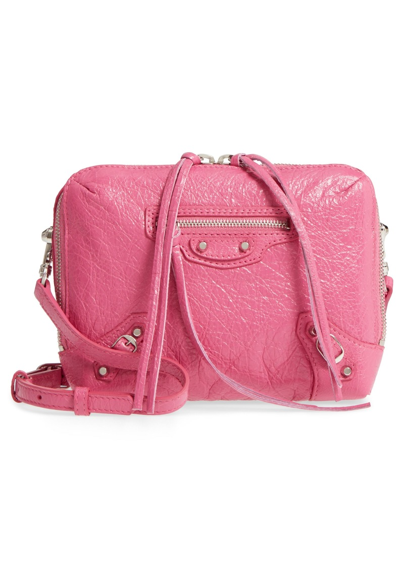 ce2faeae1094 SALE! Balenciaga Balenciaga Extra Small Classic Reporter Leather ...