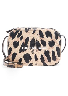 Balenciaga Extra Small Everyday Printed Calfskin Camera Bag