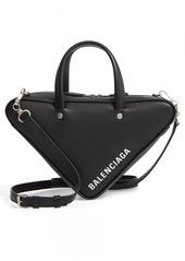 Balenciaga Extra Small Triangle Leather Bag