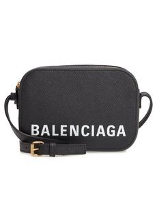 Balenciaga Extra Small Ville Calfskin Camera Bag