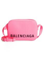 Balenciaga Extra Small Ville Leather Camera Bag