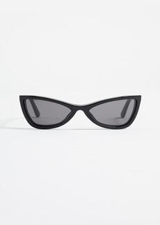 Balenciaga Extreme Cat Eye Sunglasses