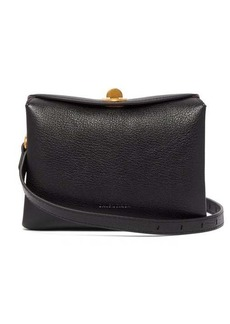 Balenciaga Flap XS grained-leather cross-body bag