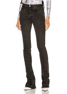 Balenciaga Flare Skinny Jean