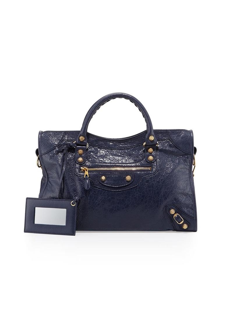440d6bfef1 Balenciaga Giant 12 City Lambskin Satchel Bag | Handbags
