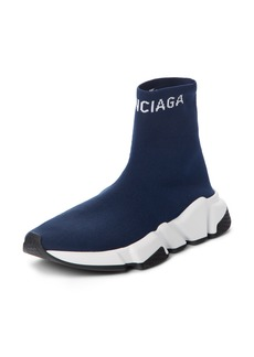 Balenciaga Hi Speed Logo Sock Sneaker (Women)