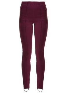 Balenciaga High-rise stirrup leggings