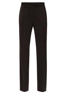 Balenciaga High-rise tailored trousers