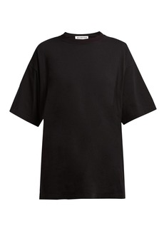 Balenciaga I Love Techno cotton T-shirt
