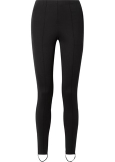 Balenciaga Jogger Stretch-ponte Stirrup Leggings