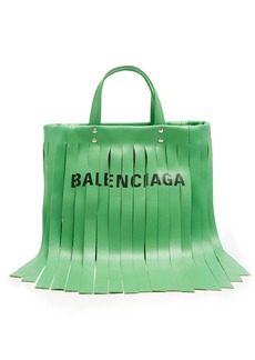 Balenciaga Laundry Fringes XS bag