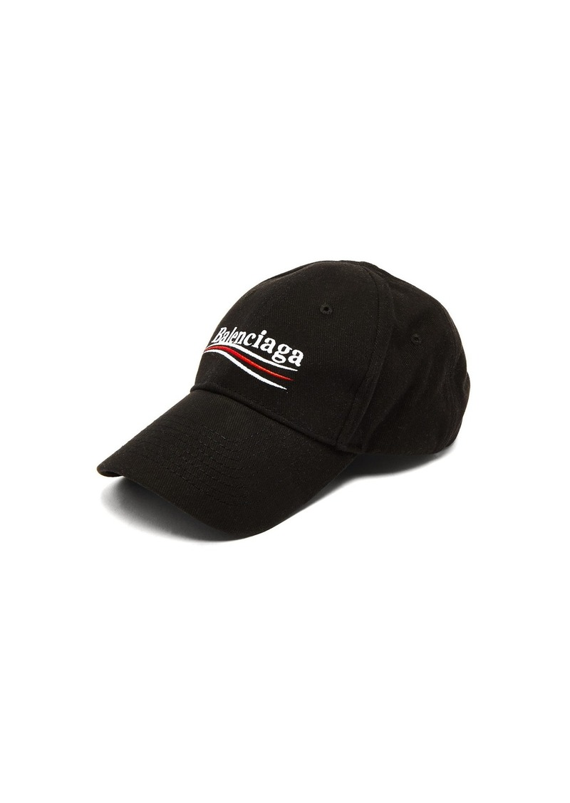 ae46c7a40 Logo-embroidered cotton cap