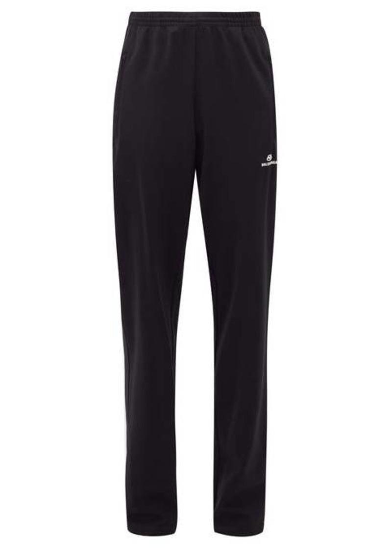 Balenciaga Logo-print track pants