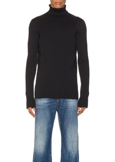 Balenciaga Long Sleeve Turtleneck
