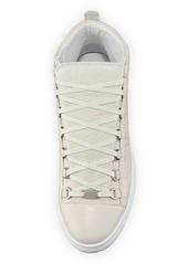 3e9c235b1 ... Balenciaga Men s Arena Leather High-Top Sneaker