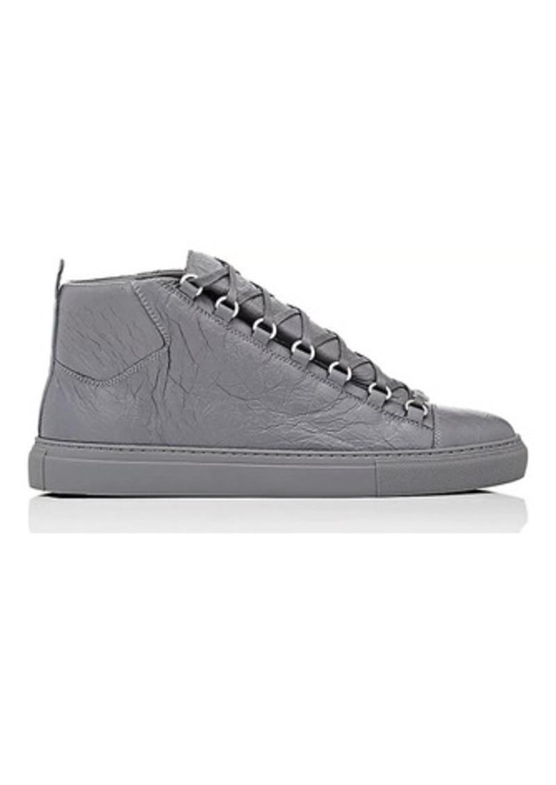 ff782c54ff17 Balenciaga Balenciaga Men s Men s Arena Leather Sneakers
