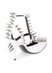 BalenciagaWomen's Metal Spike Slingback Pump