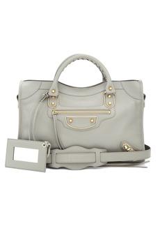 Balenciaga Metallic Edge City bag