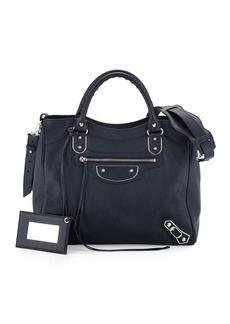 7ab4406b28c Balenciaga Balenciaga Metallic Edge Classic Velo AJ Bag | Handbags