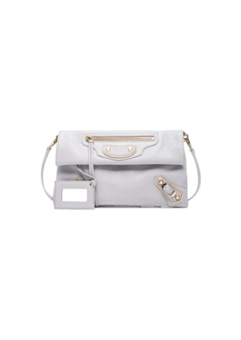 Balenciaga Metallic Edge Envelope