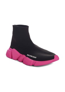 Balenciaga Mid Speed Lace-Up Sneaker (Women)