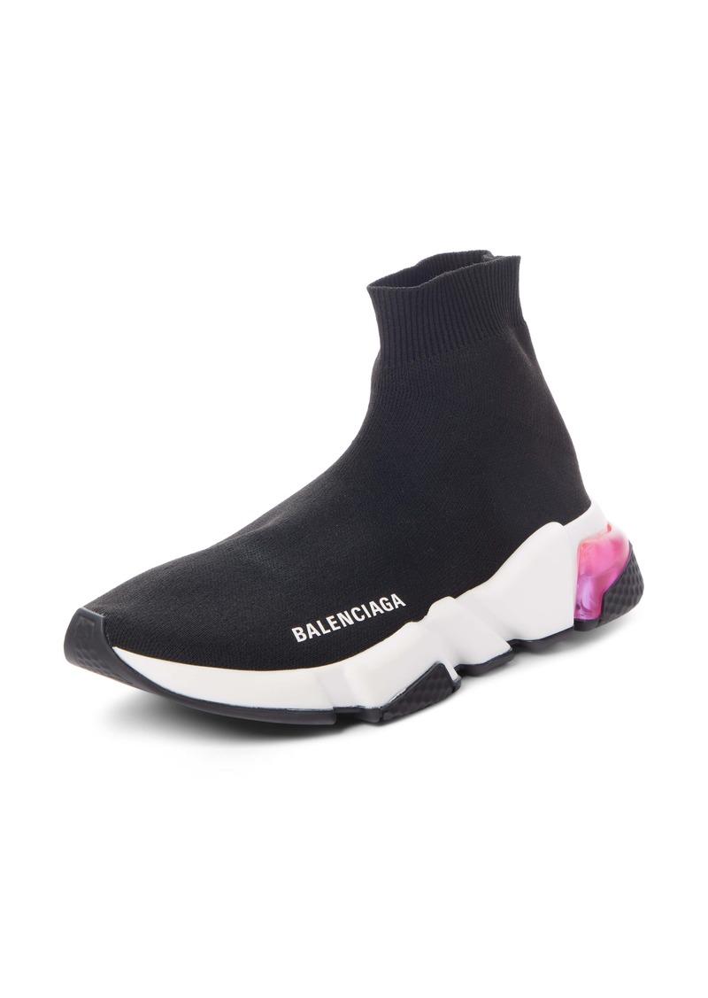 Balenciaga Mid Speed Sock Sneaker (Women)