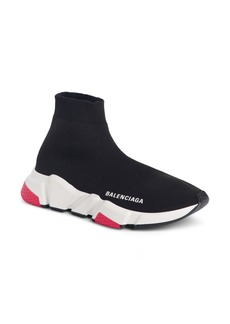 Balenciaga Mid Speed Trainer Sock Sneaker (Women)