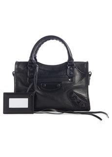 Balenciaga Mini Classic City Leather Tote