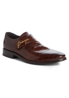 Balenciaga Monk Strap Shoe (Men)