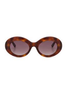 Balenciaga Oval Sunglasses