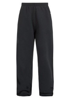 Balenciaga Pantasock cotton-jersey track pants