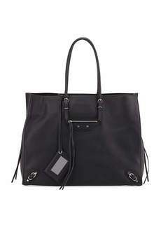 Balenciaga Papier  A4 Zip-Around Tote Bag
