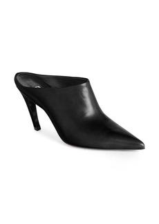 Balenciaga Pointy Toe Broken Heel Mule (Women)
