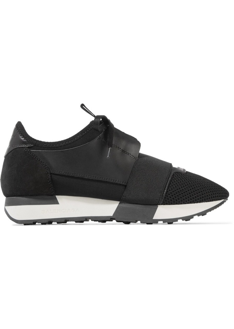 340f05dc338a Balenciaga Balenciaga Race Runner leather