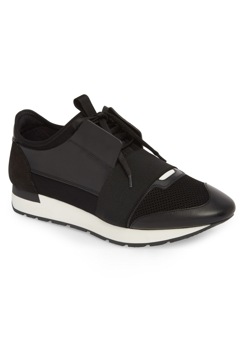 9d76aefe54c7a Balenciaga Balenciaga Race Runner Sneaker (Men) | Shoes
