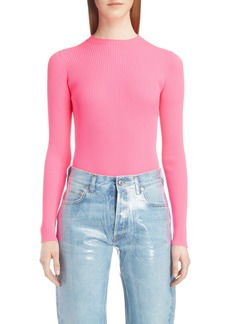 Balenciaga Rib Knit Sweater