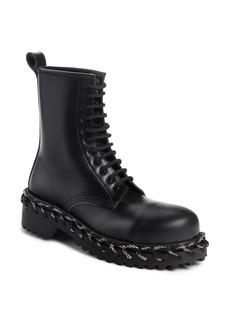 Balenciaga Rope Combat Boot (Women)