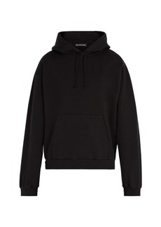 Balenciaga Self-help print hooded sweatshirt