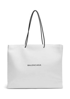 Balenciaga Shopping tote East West L