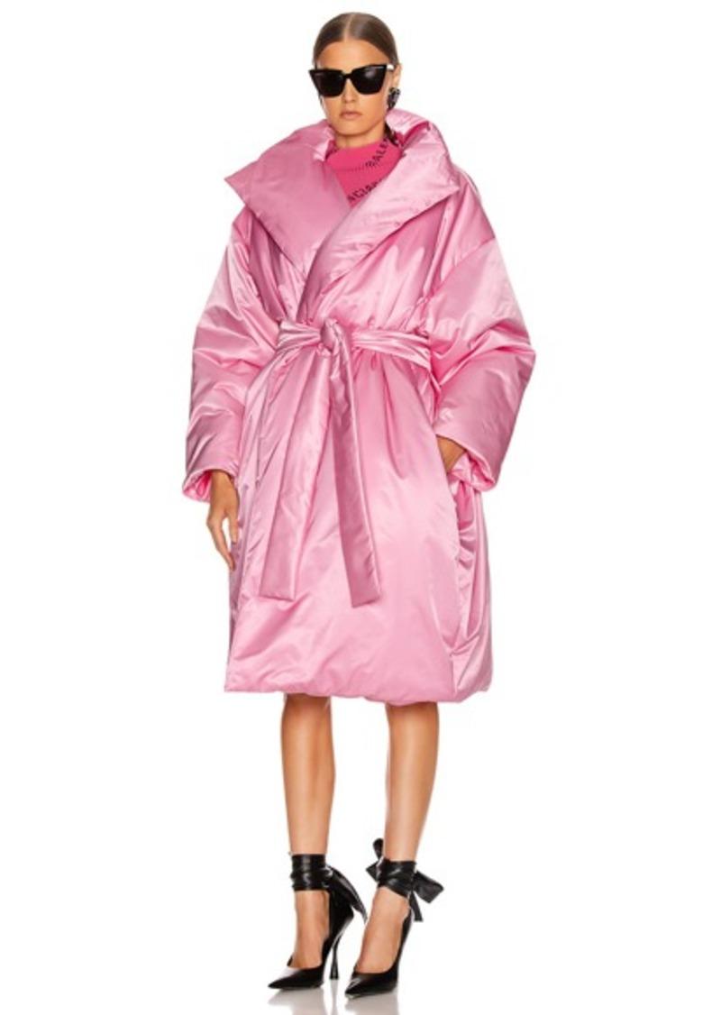 Balenciaga Short Padded Coat