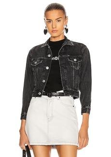 Balenciaga Shrunk Jacket